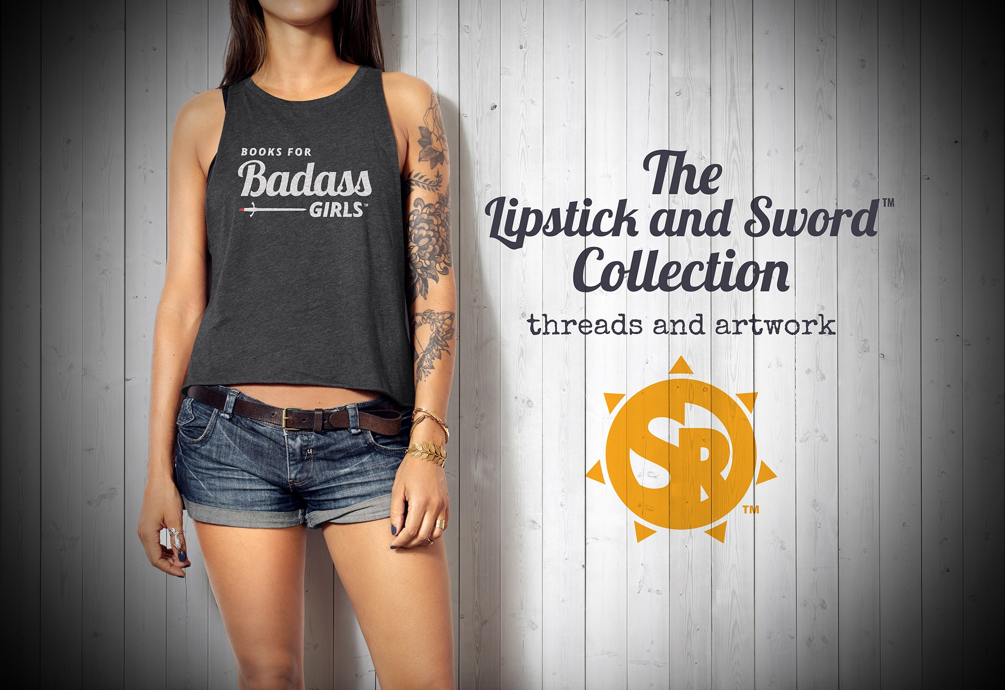 Store front of Solsticio, Rebelde and Company - Badass Model