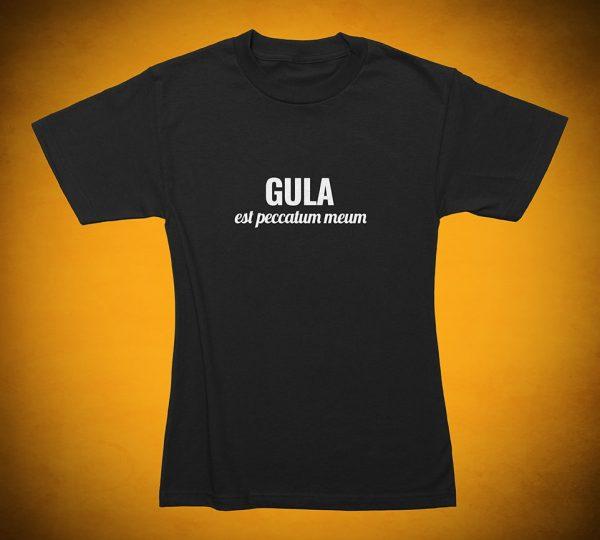 Gluttony is My Sin - T-Shirt