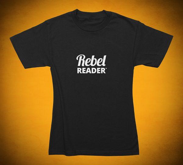 Rebel Reader - T-Shirt