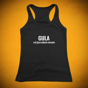Gluttony is My Sin - Tank Top
