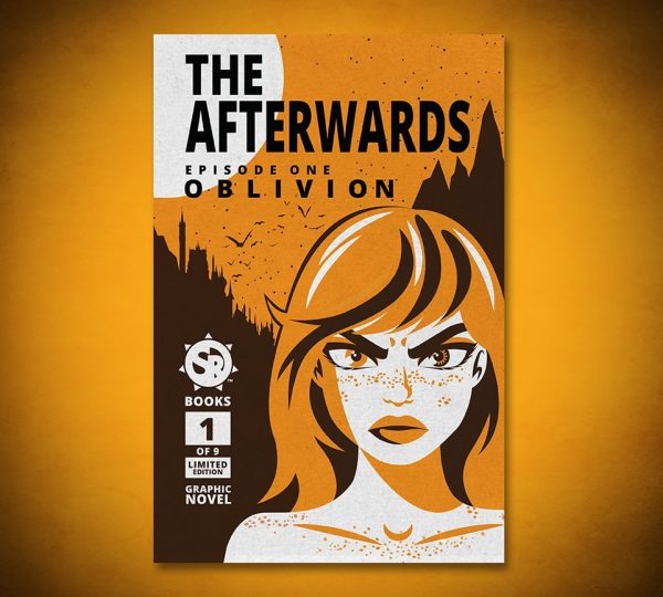 The Afterwards Graphic Novel - Gallery Art