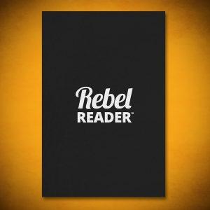 Rebel Reader - Gallery Art