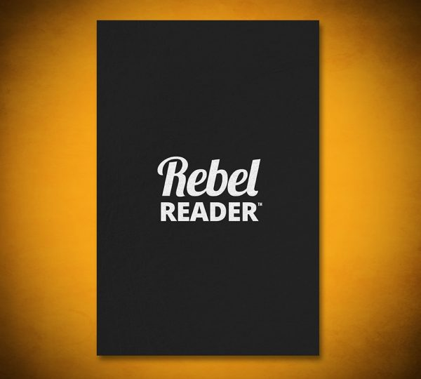Rebel Reader - Gallery Art