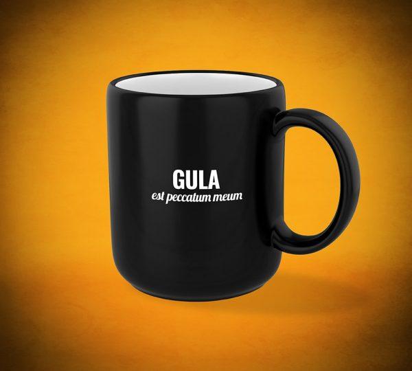Gluttony is My Sin - Mug