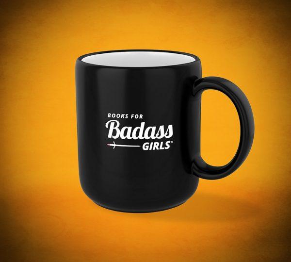 Books for Badass Girls - Mug