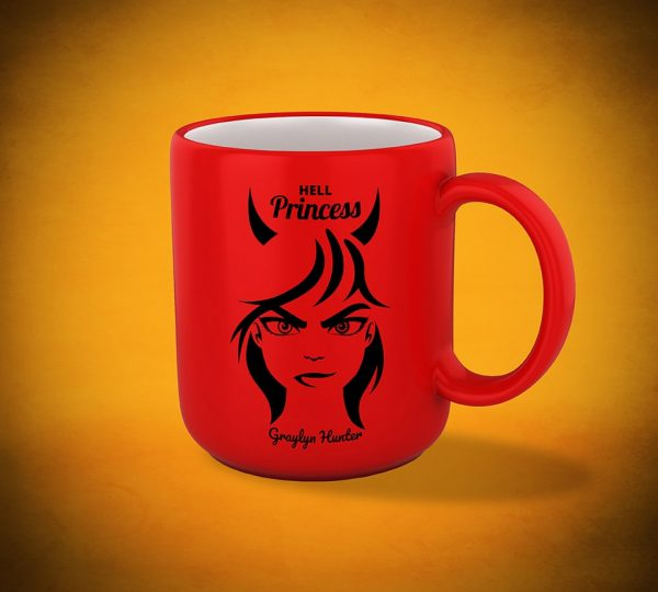 HELL Princess. Graylyn Hunter - Mug