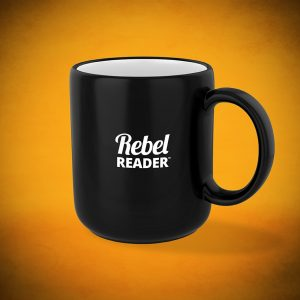 Rebel Reader - Mug