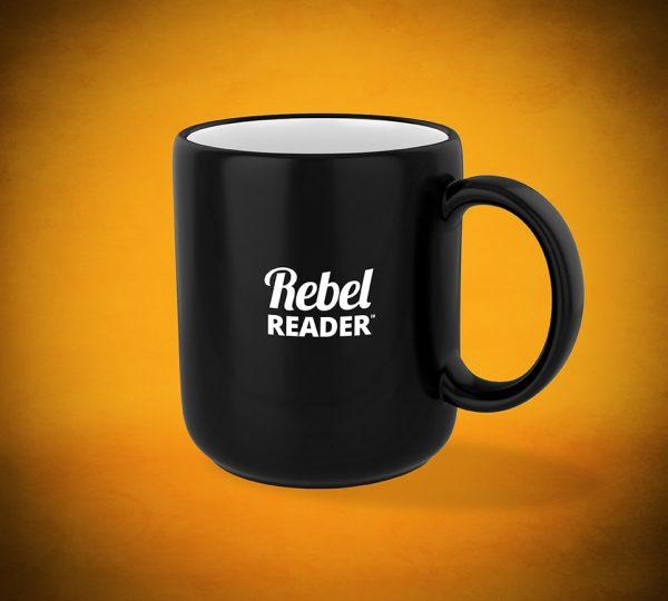 Rebel Reader - Mug