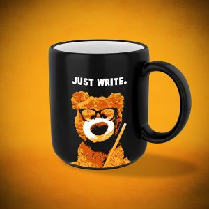 Just Write - Mug